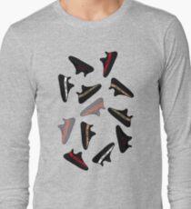 Yeezy 350 v2 Long Sleeve T-Shirt