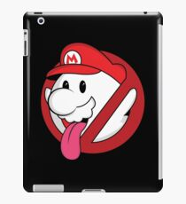 Boo ya gonna call? iPad Case/Skin