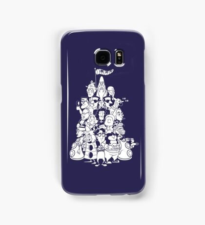 Day at the Mansion Samsung Galaxy Case/Skin