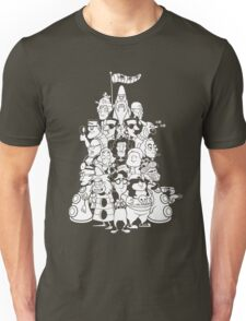 Day at the Mansion Unisex T-Shirt