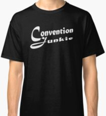 Convention Junkie Classic T-Shirt