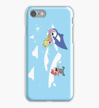 Mario's Adventure iPhone Case/Skin