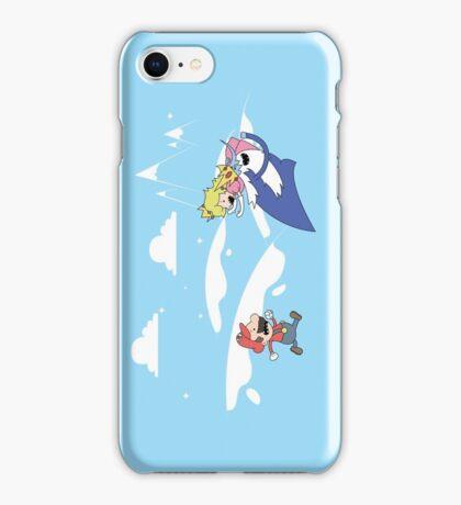 Mario's Adventure iPhone Case/Skin