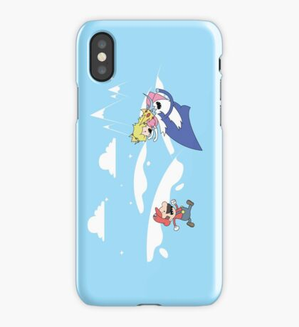 Mario's Adventure iPhone Case