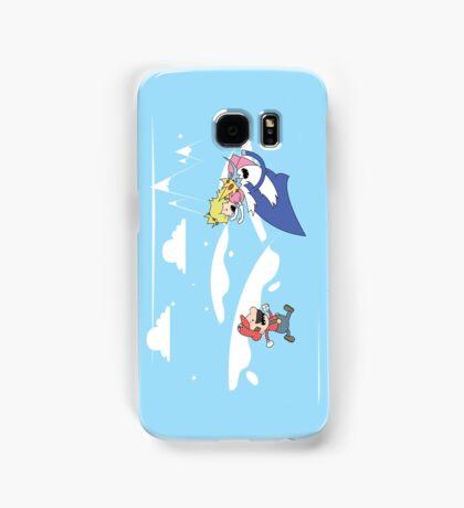 Mario's Adventure Samsung Galaxy Case/Skin