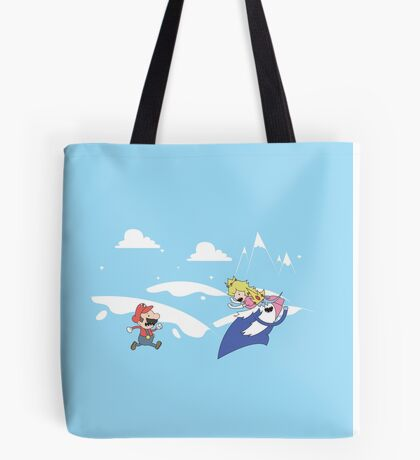 Mario's Adventure Tote Bag