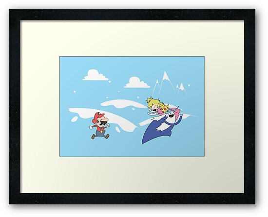 Mario's Adventure by Scott Weston