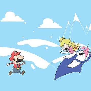 Mario's Adventure by scoweston