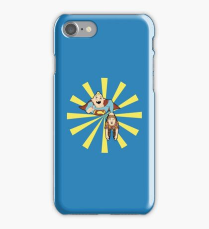 Super Sloth iPhone Case/Skin