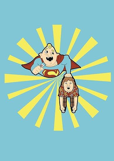 Super Sloth by Scott Weston