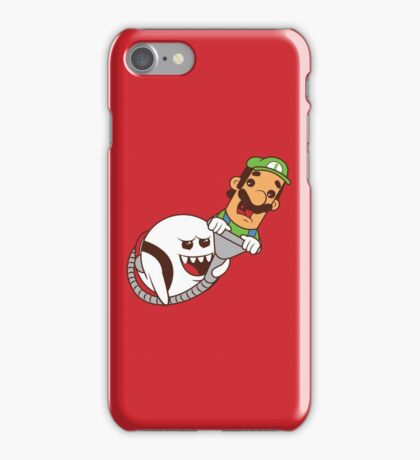 Boo's revenge iPhone Case/Skin