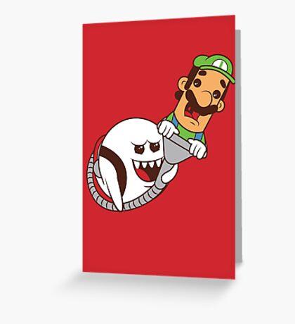 Boo's revenge Greeting Card