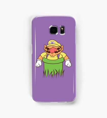 You're going to need a bigger warp pipe Samsung Galaxy Case/Skin