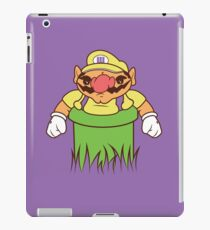 You're going to need a bigger warp pipe iPad Case/Skin