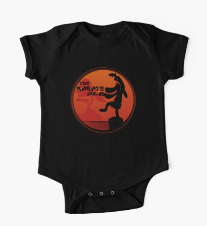 The Karate Dog  Kids Clothes