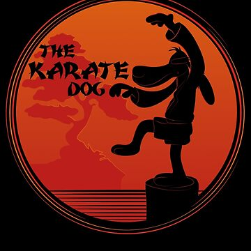 The Karate Dog  by scoweston