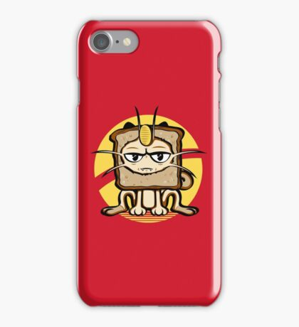 Meowth Breading iPhone Case/Skin