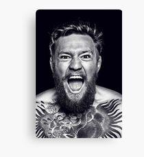 Conor McGregor Leinwanddruck