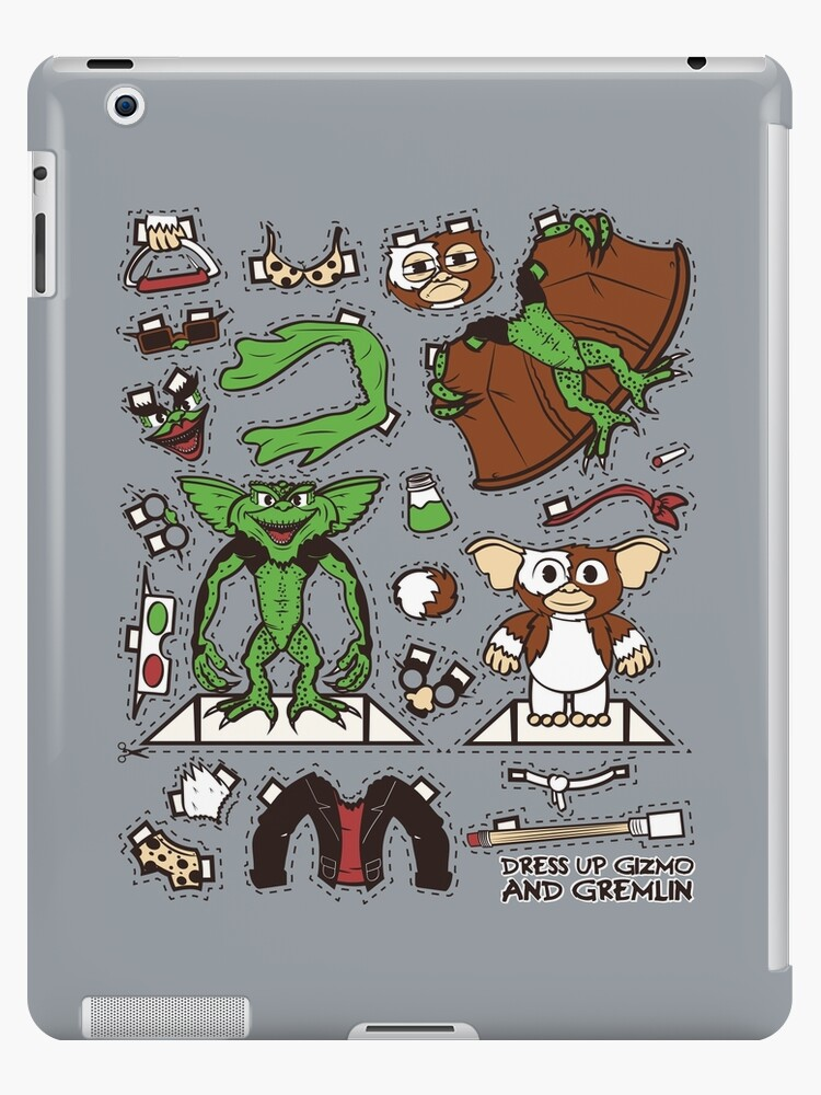 Dress up Gizmo and Gremlin by Scott Weston