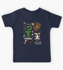 Dress up Gizmo and Gremlin Kids Tee