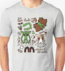 Dress up Gizmo and Gremlin Unisex T-Shirt