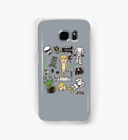 Dress up Luke Samsung Galaxy Case/Skin
