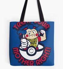 Mr M Tote Bag