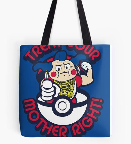 Mr M Tote Bag