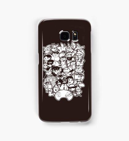 Mega 16 bit Samsung Galaxy Case/Skin