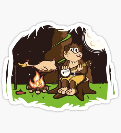 Roast Kazooie Sticker