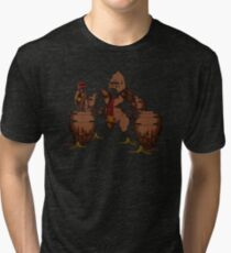 These are our bananas! Tri-blend T-Shirt