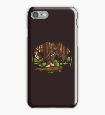 Bigfoot iPhone Case/Skin