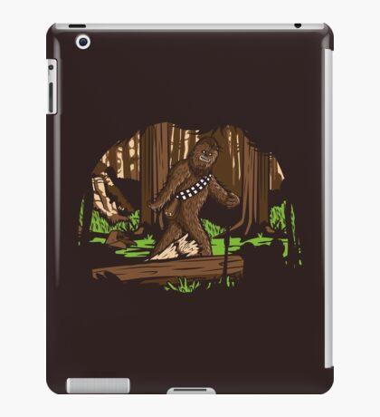 Bigfoot iPad Case/Skin