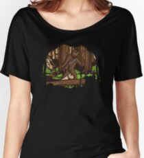 Bigfoot Women's Relaxed Fit T-Shirt