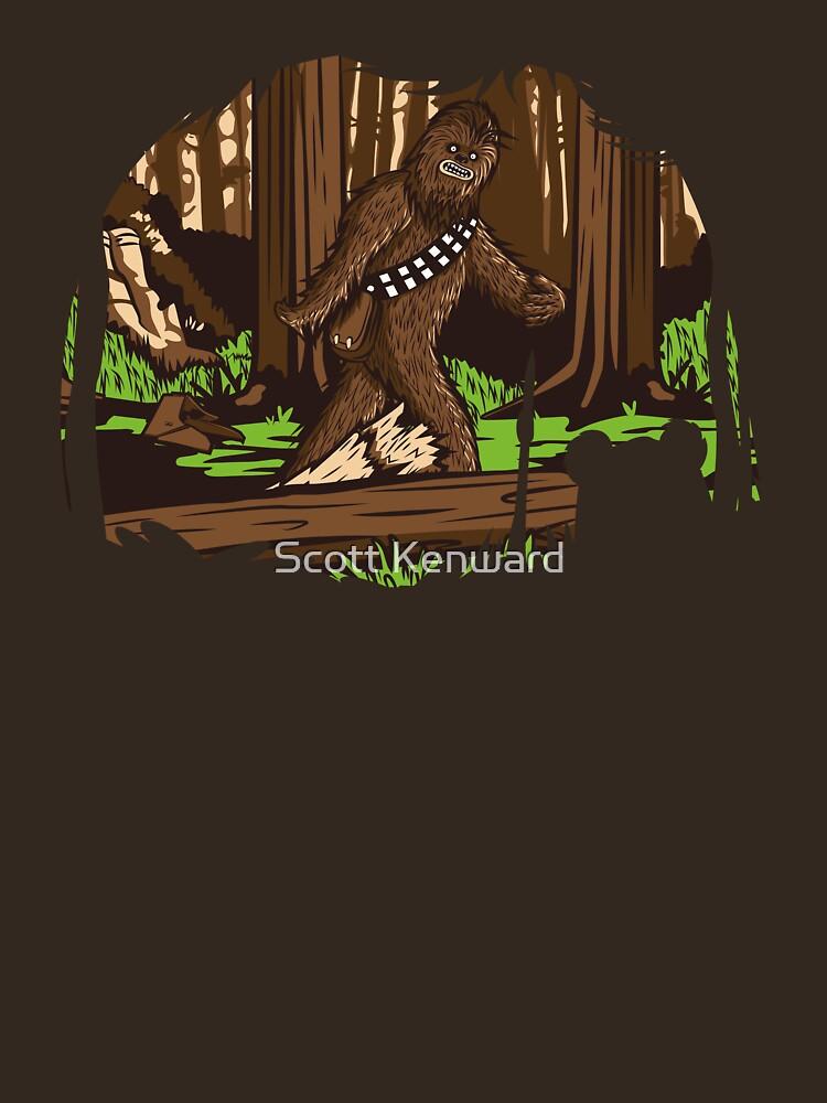 Bigfoot by scoweston