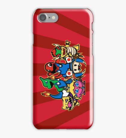Mariomon iPhone Case/Skin