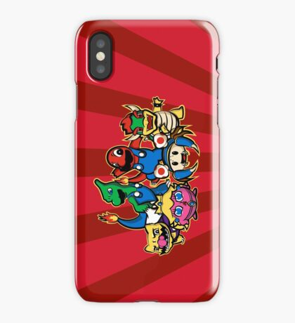 Mariomon iPhone Case