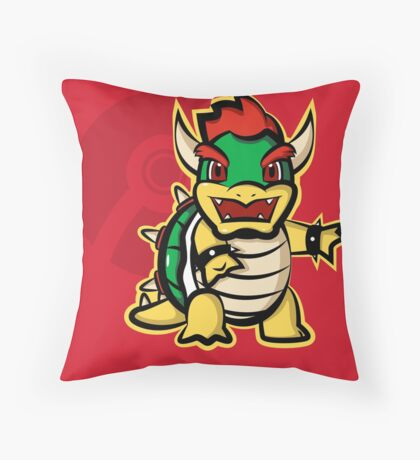 Bowtle Throw Pillow