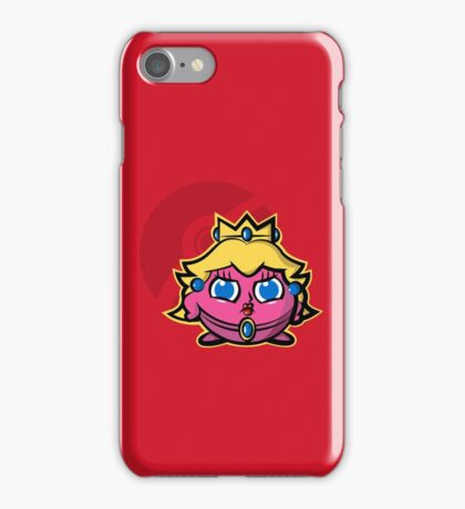 Peachypuff iPhone Case/Skin