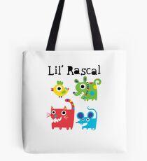 Lil' Rascal Critters Tote Bag
