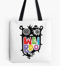 Big Weirdo - multi Tote Bag