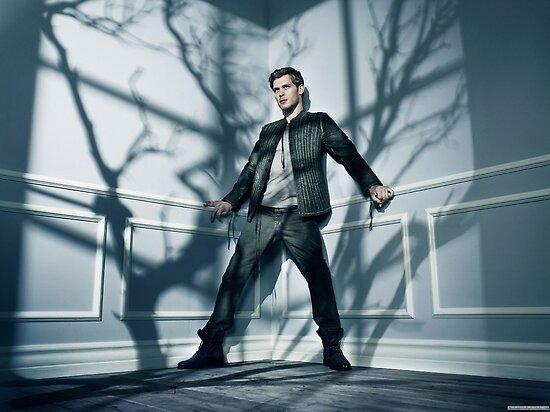 Klaus Mikaelson Die Vampire Diaries Staffel 4 Werbeplakat