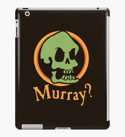 Murray? iPad Case/Skin