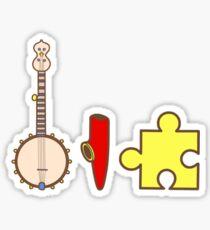 Banjo and Kazooie Sticker