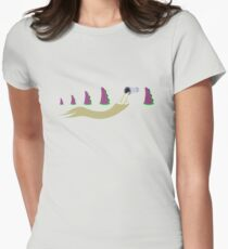 Evolution of Purple Tentacle T-Shirt