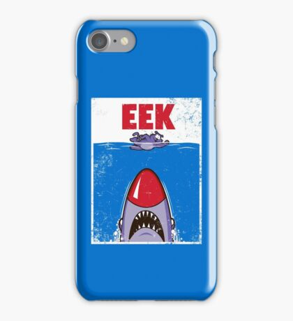 EEK iPhone Case/Skin