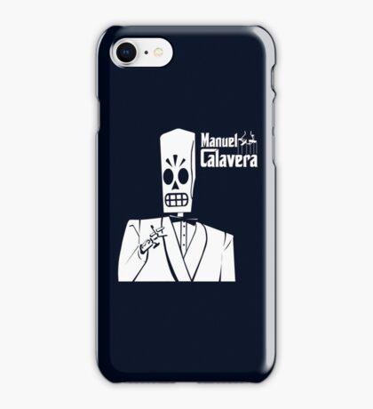 Godfather Manuel Calavera iPhone Case/Skin