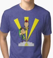 Zelda Mole Tri-blend T-Shirt