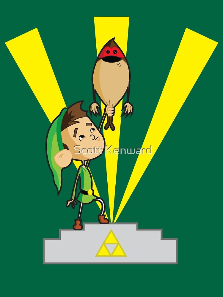 Zelda Mole by scoweston