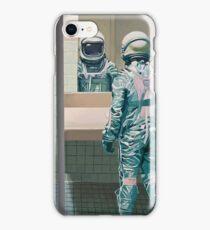 The Men's Room iPhone Case/Skin